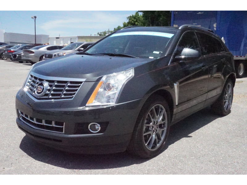 Pre-Owned 2016 Cadillac SRX Perf Collection FWD