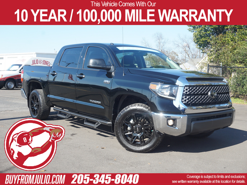 Pre-Owned 2019 Toyota Tundra 2WD 5.7L V8