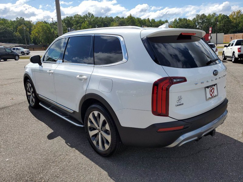 pre-owned 2020 kia telluride ex awd with navigation & awd
