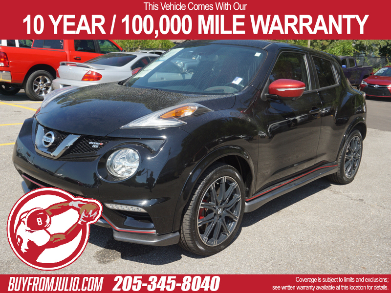 Pre-Owned 2016 Nissan Juke NISMO RS AWD