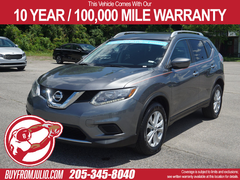 Pre-Owned 2016 Nissan Rogue SV FWD