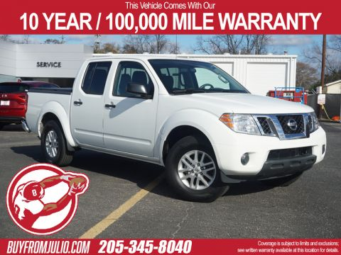 Pre-Owned 2016 Nissan Frontier SV 2WD