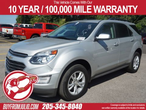 Pre-Owned 2016 Chevrolet Equinox LT AWD