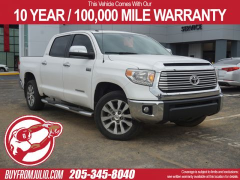 Pre-Owned 2015 Toyota Tundra Limited 2WD 5.7L V8
