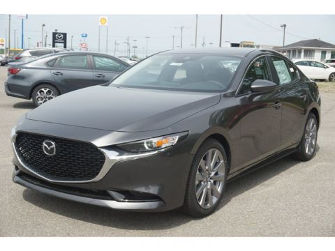 New 2019 Mazda3 FWD w/Preferred Package