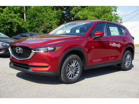 New 2018 Mazda CX-5 Sport FWD