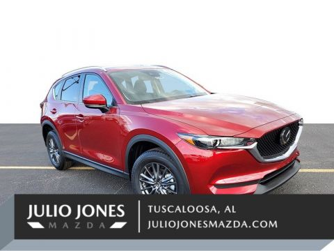 New 2020 Mazda CX-5 TOURING FWD Front Wheel Drive Sport Utility