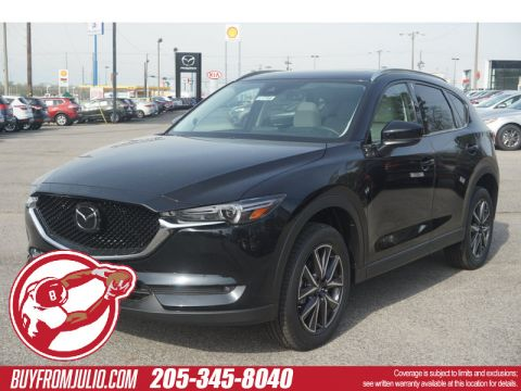 New 2018 Mazda CX-5 GRAND TOURING AWD
