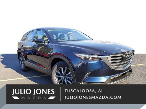 New 2020 Mazda CX-9 TOURING FWD Front Wheel Drive Sport Utility