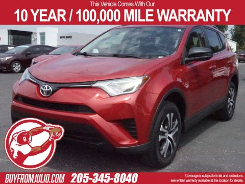 Pre-Owned 2016 Toyota RAV4 LE FWD